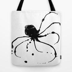 Octopus Ink Tote Bag