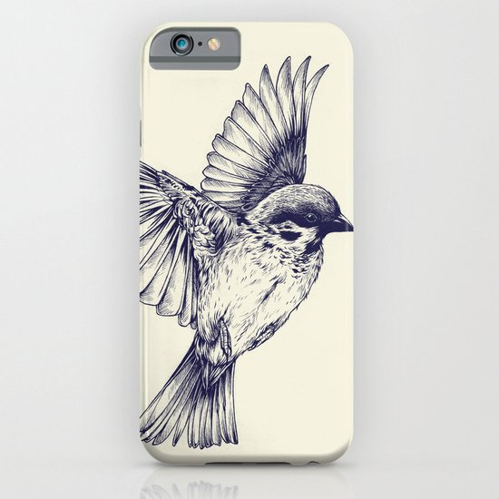 lost bird iPhone & iPod Case
