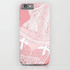 La femme n.1 _ pink edition iPhone 6s Slim Case