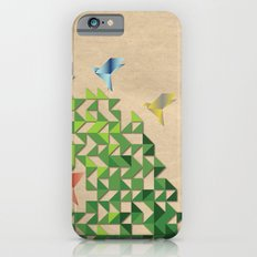 Where Origami Birds Go iPhone 6 Slim Case
