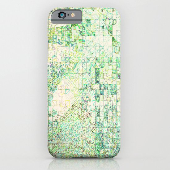 City Layers iPhone & iPod Case