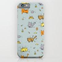 Dirty Animals iPhone 6 Slim Case