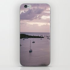 grenada sunset iPhone & iPod Skin