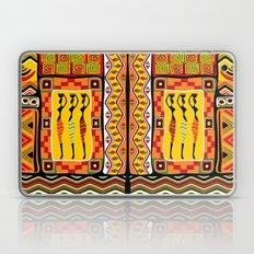 African Ornamental Patte… Laptop & iPad Skin