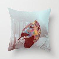SM_4 Throw Pillow