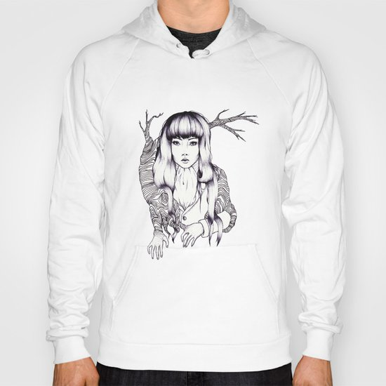 Tree Woman Hoody