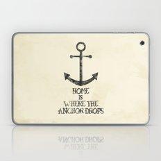 Where The Anchor Drops Laptop & iPad Skin