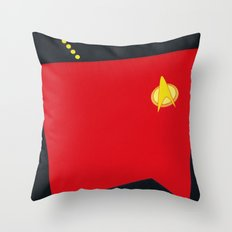 Talking Bout My Generation Throw Pillow