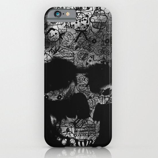 Endless Doodle iPhone & iPod Case