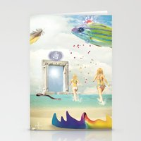 Kundalini Stationery Cards