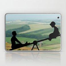 Childhood Dreams, The Seesaw Laptop & iPad Skin