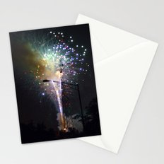 Fireworks II Stationery Cards