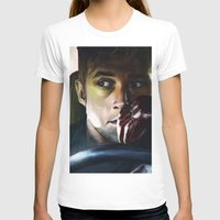 drive T-shirts featuring Drive by Jordan Grimmer