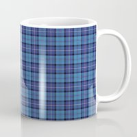 Royal Air Force Tartan Mug