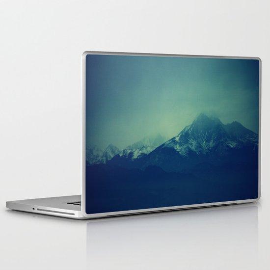 Winter Daze Laptop & iPad Skin