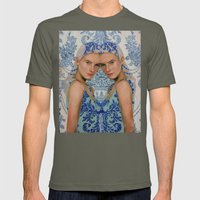 Ice By Alex Garant Mens Fitted Tee Lieutenant SMALL