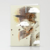 New York Dreaming Stationery Cards
