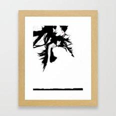 Roseblood Framed Art Print