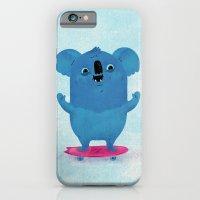 Kickflip Koala iPhone 6 Slim Case