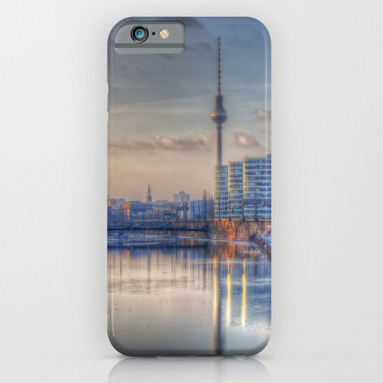 TV tower Berlin iPhone & iPod Case