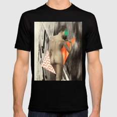 umbrage Black Mens Fitted Tee SMALL