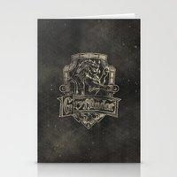 Gryffindor House Stationery Cards
