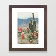 Framed Art Print featuring Decor by Sarah Eisenlohr