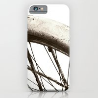 iPhone & iPod Case featuring Vintage Bike Home Decor by Stacy Frett