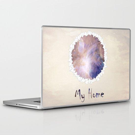 MY HOME Laptop & iPad Skin