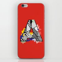 A for ….. iPhone & iPod Skin