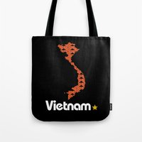 Vietnam, Come for Peace Tote Bag