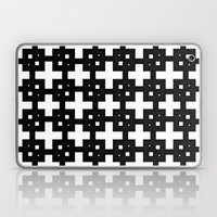 Telder Black & White Laptop & iPad Skin