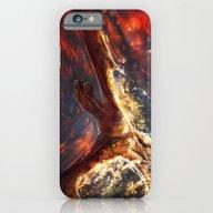 I Am Fire, I Am Death iPhone 6 Slim Case