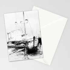 Pirates of the Baltic-sea Stationery Cards