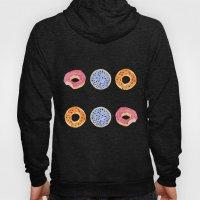 doughnut selection Hoody