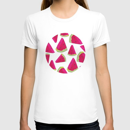 watermelon love T-shirt