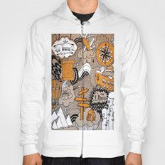 The Journey Is Part Of The Dream  Hoody