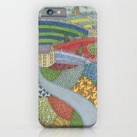 Island Patchwork iPhone 6 Slim Case