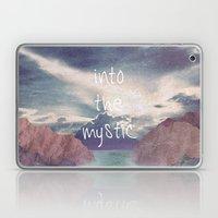 Into The Mystic (ANALOG … Laptop & iPad Skin