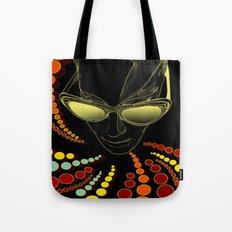 Kisses from Planet Uzu - last version + pillow version Tote Bag