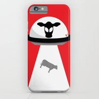 Space Cows iPhone 6 Slim Case