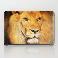 The King's Portrait iPad Case