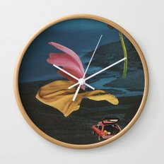 Night Moves Wall Clock