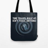 Rule Number One Tote Bag