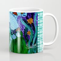 Little Mermaid. Mug