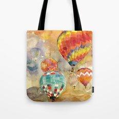 Balloons Tote Bag