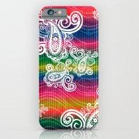 Paisley Wave Dream iPhone 6 Slim Case