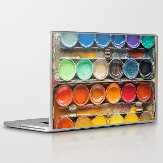 The Painter II (Vintage Edition) Laptop & iPad Skin