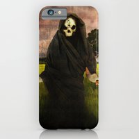 Death Loves You iPhone 6 Slim Case