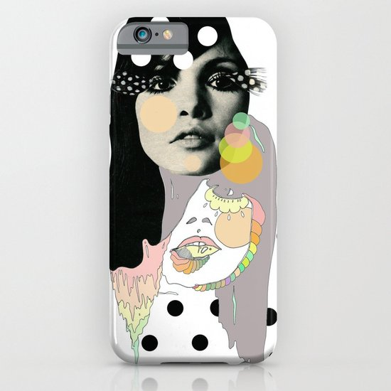 b & w iPhone & iPod Case